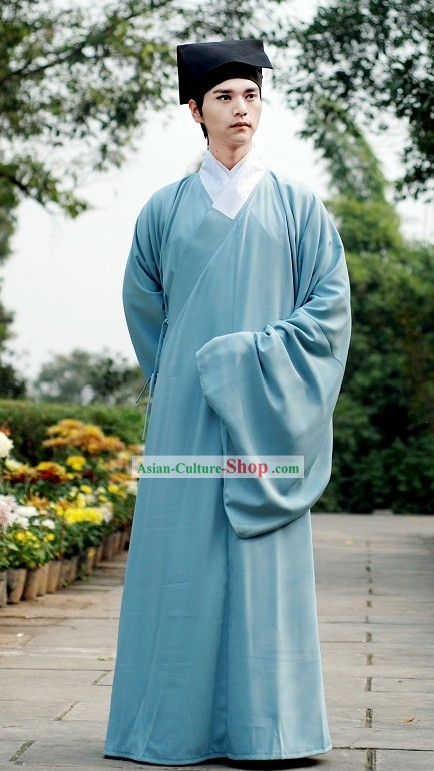 Traditional Chinese Male Hanfu Outfit
