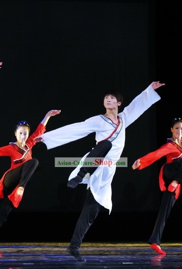 Chinese Classical Dance Costume for Men