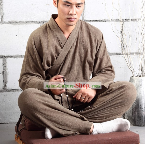Traditional Chinese Meditation Suit