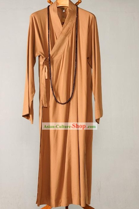 Pure Wise Man Monk Style Long Robe