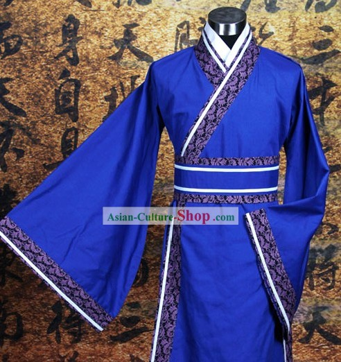 Ancient Chinese Teacher Costumes