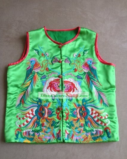 Chinese Classical Hand Made Miao Dress