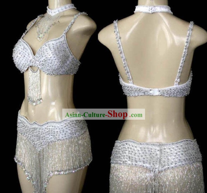 Supreme Short Belly Dance Costumes Complete Set