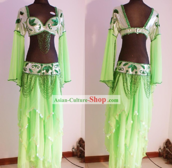Top Belly Dance Costumes Complete Set for Women