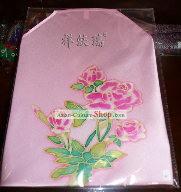 Beijing Rui Fu Xiang Silk Hand Painted Bellyband for Women