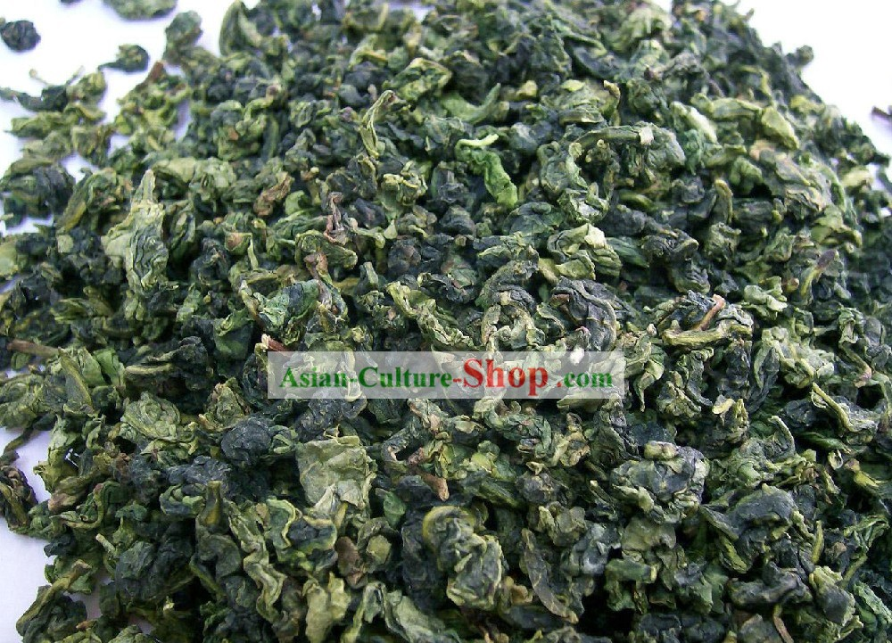 Chinese Zhang Yiyuan Anxi Iron Goddess Tie Guanyin Oolong Tea Leaf