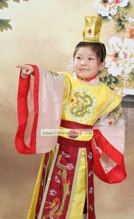 Chinese Prince Costumes for Kids