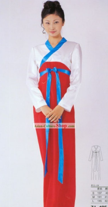 Ancient Chinese Palace Handmaiden Uniform