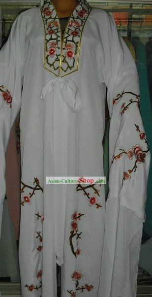 Traditional Chinese Opera Plum Blossom Costumes for Men