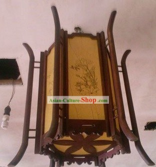 28 Inches High Ancient Song Dynasty Style Palace Lantern