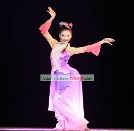 Chinese Lotus Dance Costumes