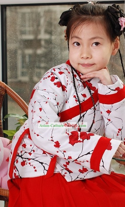 Han Chinese Clothing for Children