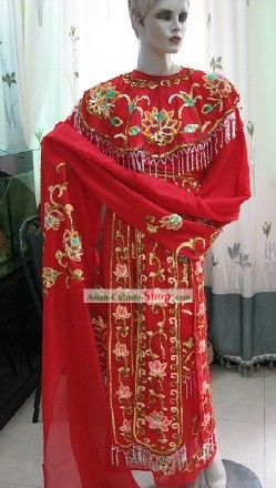 Ancient Chinese Wedding Dress