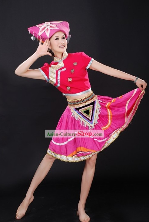 Chinese Stage Performance Dance Costumes