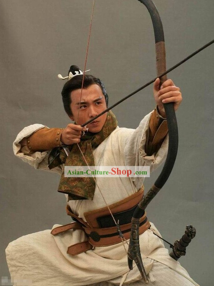 All Men Are Brothers Opera Ancient Chinese Archer Costumes