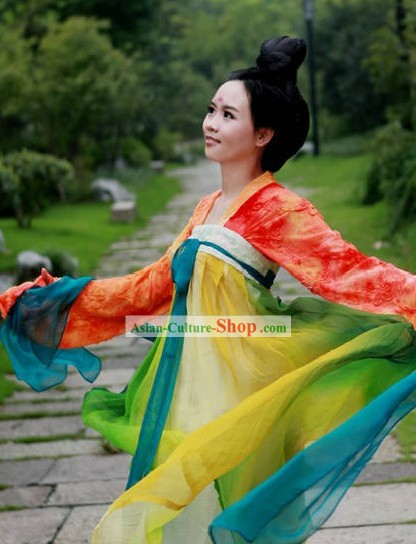 Chinese Classical Dance Costumes