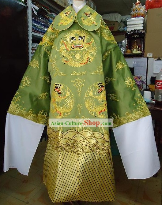 Peking Opera Dragon Robe