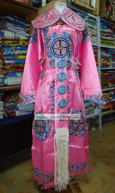 Ancient Chinese Opera Wu Sheng Costumes