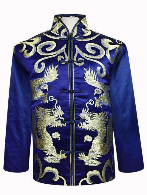 Traditional Chinese Dragon Tang Suit