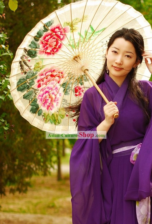 Ancient Chinese Style Handmade Umbrella
