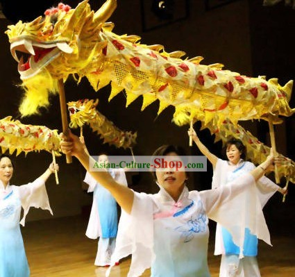 Hands Play Dragon Dance Performance Prop