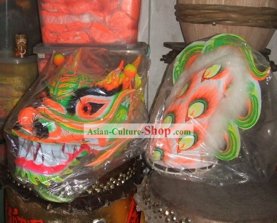 Phoenix Tail Luminous Dragon Dance Costume Complete Set