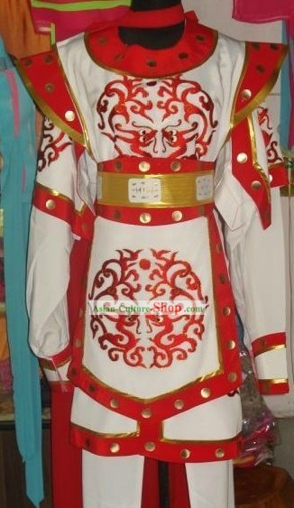 Chinese Classic Swordswoman Costume Complete Set