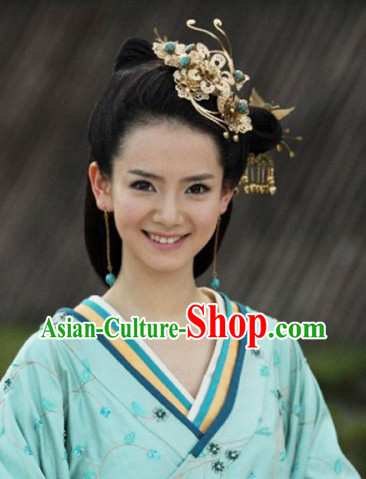 Ancient Chinese Princess Handmade Headpiece for Women