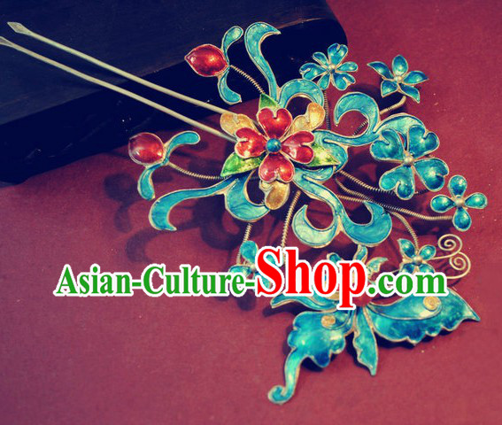 Ancient Chinese Handmade Royal Style Hairpin for Women