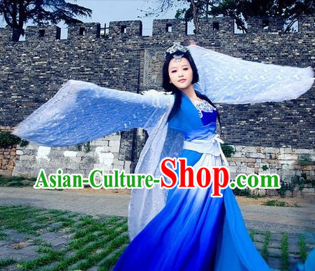 Blue Royal Princess Clothing for Women