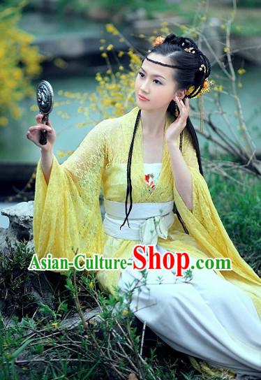 Tang Dynasty Fairy Costume for Women