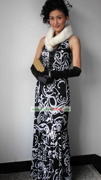 Minguo Time Shanghai Lady Qipao Clothing