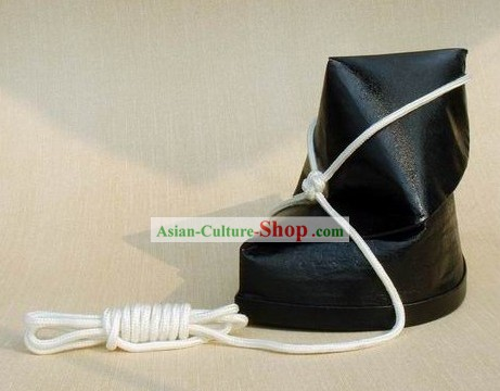 Ancient Japanese Jianghu Period Hat for Men