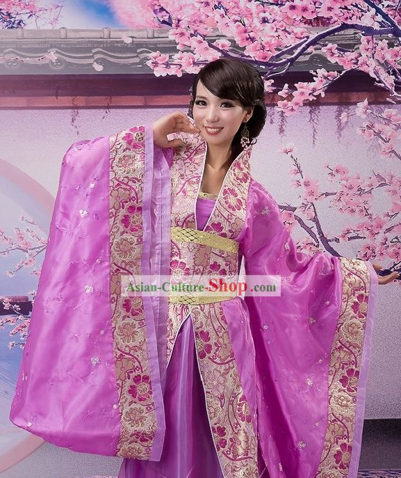 Ancient Chinese Empress Royal Clothing for Women