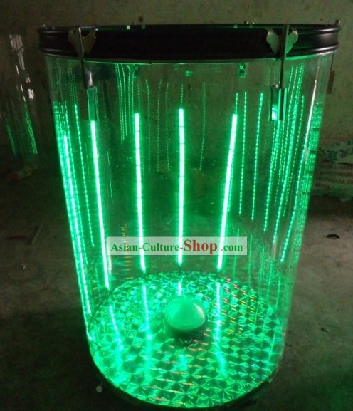 New Style LED Lights Performance Drum