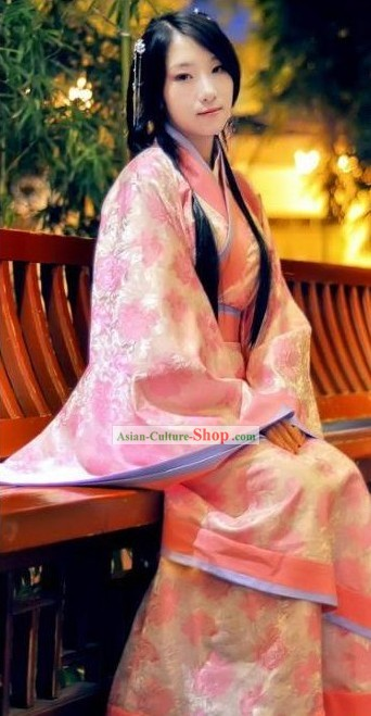 Ancient Chinese Princess Attire for Women