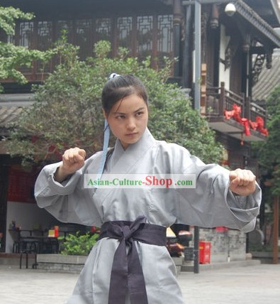 Traditional Chinese Martial Arts Kung Fu Clothing for Women
