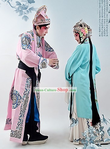 The Romance of West Chamber Lovers Costumes for Men and Women