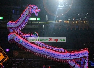 Supreme Competition and Celebration Dragon Dancing Costume Complete Set