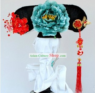 Qing Dynasty Palace Hair Accessories