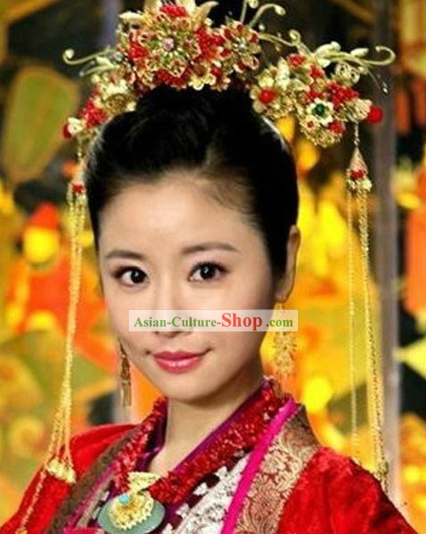 Ancient Chinese Empress Hair Accessories for Women