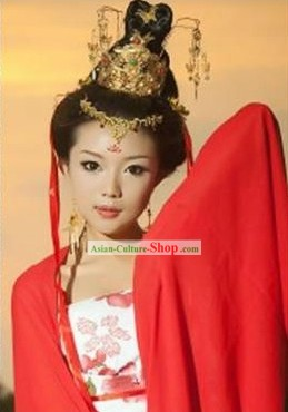 Traditional Chinese Crown for Women