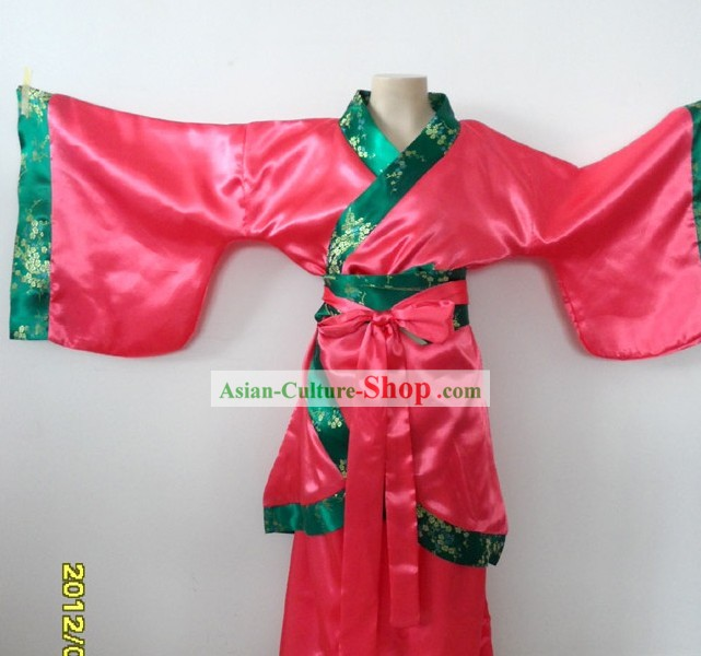 Ancient Chinese Clothing for Children Girls