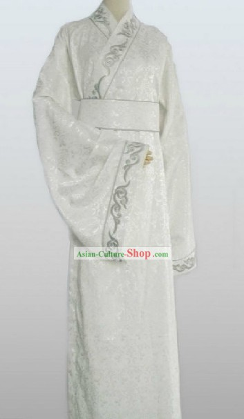 Ancient Chinese Han Dynasty Clothing for Men