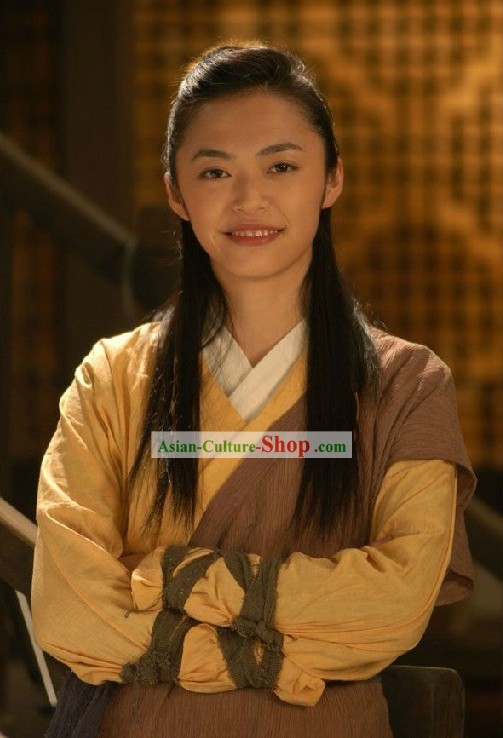 Ancient Chinese Civilian Clothing for Women