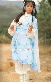 Ancient China Huang Rong Dresses for Women