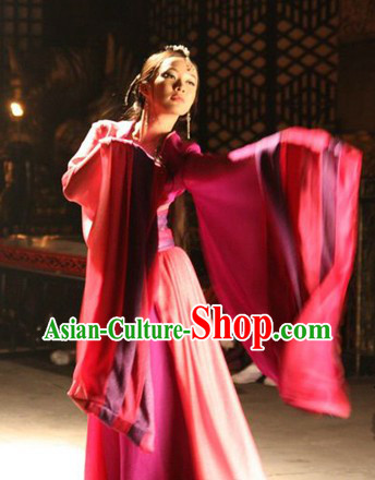 Ancient Chinese Imperial Palace Dance Costumes