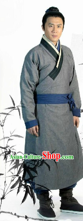 Ancient Chinese Stage Performance Male Clothing