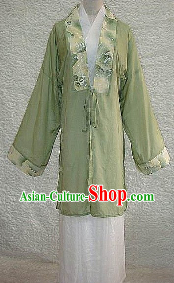 Ancient Chinese Ming Dynasty Female Robe