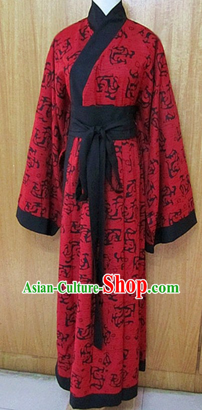 Ancient Chinese Nobleman Costume for Men